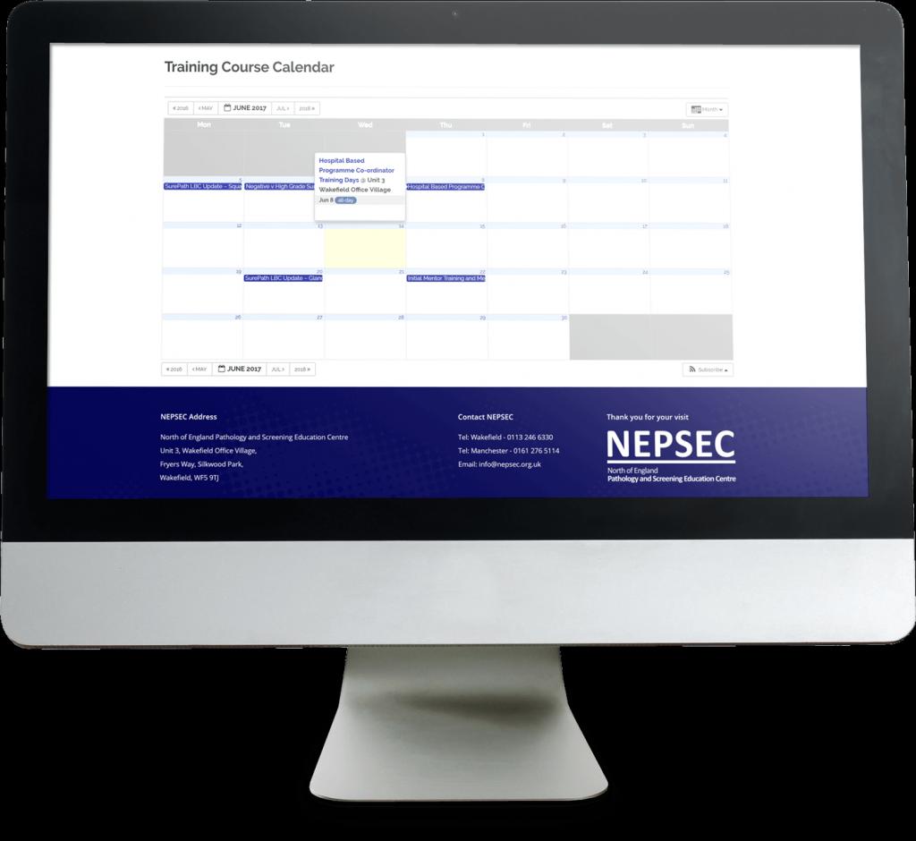 Nepsec NHS Screenshot